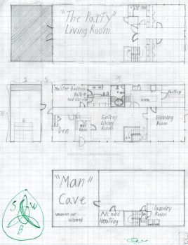 The party house!! (Incomplete) by Sir-Well-Borne