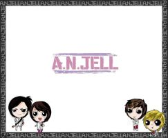 A.N.Jell Wallpaper by ForXiah