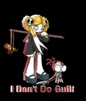 Lenore TCLDG No Guilt by ZOE-Productions