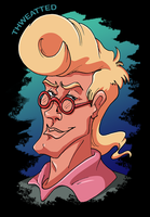 Egon's Head by thweatted