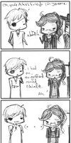 Just to make it awkward. by EpicNeutral