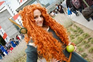 Merida by spritepirate