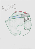 GIFT: Flare the Yoshi-Bomb by iKYLE