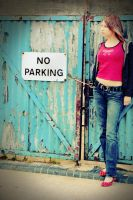 NO PARKING by Wacia