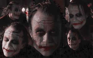 The Joker wallpaper by trickypop