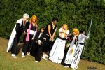 Bleach group (part 1) by KiraRylen