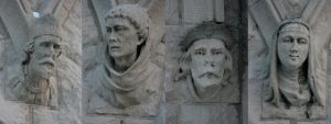 Stone Faces by sd-stock