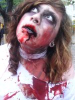 I Was a Teenage Zombie 2 by ThisWontDestroyYou