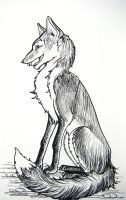 Clever Fox by HouseofChabrier