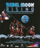 Rebel Moon Rising Front Cover by derrickthebarbaric