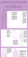 - Mapping human body tut - by odduckoasis