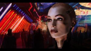 Mass Effect 2 Jack 2 by AgataFoxxx