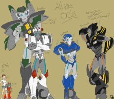 TF OC's by Cricket91