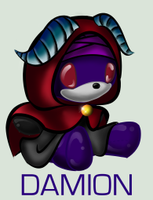 Plushie Collection: Damion by Omnicenos