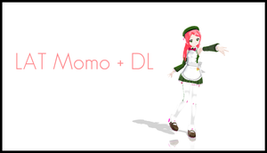 LAT Momo + DL by Aisukoto