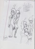 Soul Eater Groupie by JessicaL98000