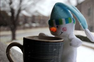 A Little Frosty in Texas by ncRabbit