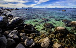 A Pleasant Tahoe Winter Afternoon by sellsworth