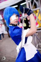 Battle Vixens Dragon Girls Shimei Ryomou by MonicaWos