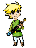 The Return of Link by meatcar