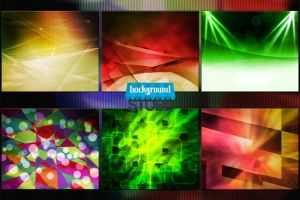 50 Abstract Backgrounds Bundle by BackgroundStore