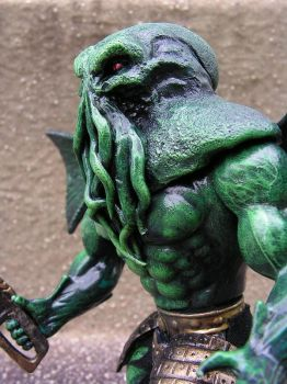 Custom Cthulhu!!! by monsterforge