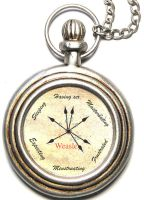 Molly Weasley's stalker watch by Remus-Chocolade