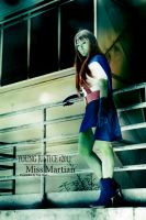 Miss Martian by qcamera