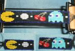 Pac-man bracelet by Searaph