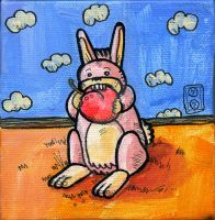 Mini Bunny by MBLASTER