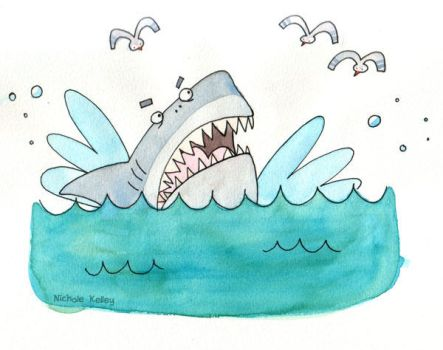 Shark by NicholeKelley