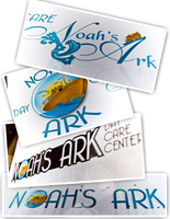 Noah's Ark Logo by TheSpinxSage