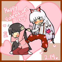 sweet valentines by KataChan