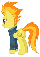 Spitfire - Group Captain rank by Tempestwulf