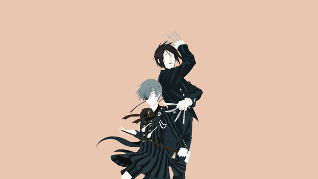 The Queens Guard Dog || r1 || Black Butler by Royal-Jelly