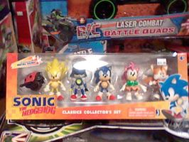 Sonic Classic Collection (WITH METAL SONIC) by gamerbro1