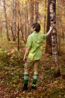Jake English cosplay - feel the forest by Dead-Batter