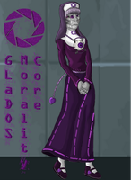 GLaDOS Morality Core by TomoGeminiLion