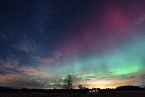 Northern Lights by RLPhotographs