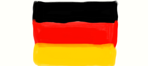 Flag of Germany by Arringtastic2013