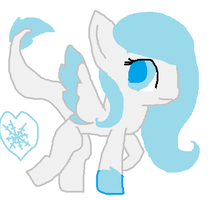 Fully Body Winter Frost by ValentinePegasus