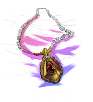 Mother's necklace 2.0 by ougaming