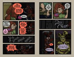 FNAF4 Comic - House Party - Page 31 - 10-4-16 by Mattartist25