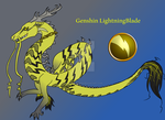 ToD- Genshin LightningBlade INCOMPLETE INFO by poisondragon88