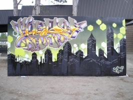 Throw Down in O-Town by Beres