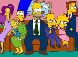 The Simpsons 2 years later (NOW) by TomSimpson96