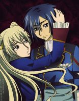 Code Geass: Akito the Exiled by HACKproductions