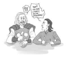 THOR - disgusting by the-evil-legacy