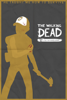 Telltales TWD - He taught me to how to survive by shrimpy99