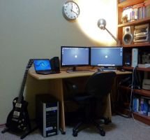 My Workspace 3 by cheyrek
